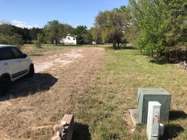 Lot K 3018 19th St, Horseshoe Bay, TX 78611 (#1483730) :: Realty Executives - Town & Country