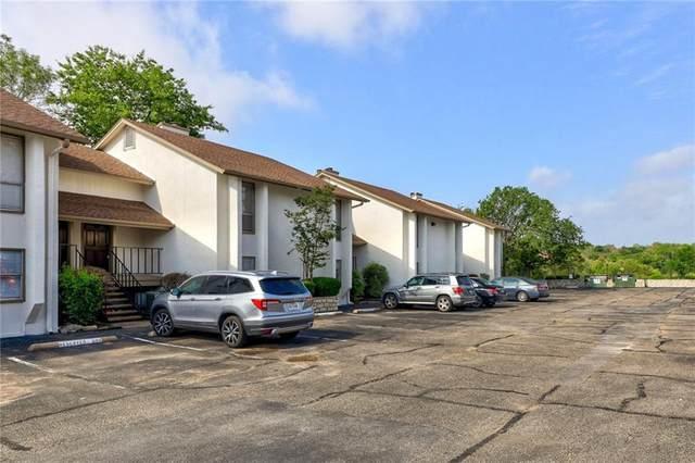 6910 Hart Ln #605, Austin, TX 78731 (#1485775) :: Papasan Real Estate Team @ Keller Williams Realty