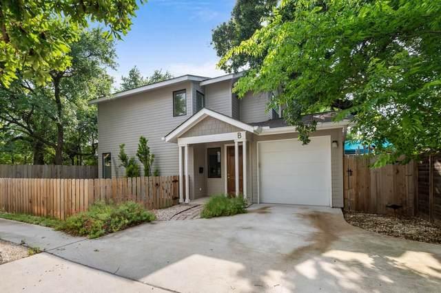 3110 Robinson Ave B, Austin, TX 78722 (MLS #1486097) :: Brautigan Realty