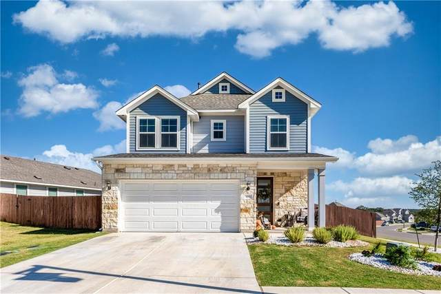 100 Oakstone Dr, Georgetown, TX 78628 (#1488485) :: Lancashire Group at Keller Williams Realty