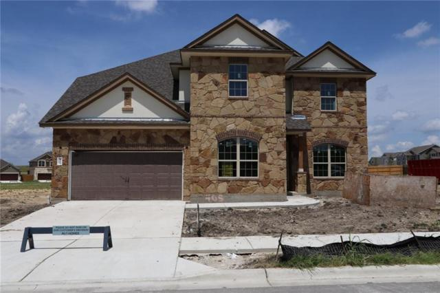 405 Hereford Loop, Hutto, TX 78634 (#1490140) :: Ana Luxury Homes