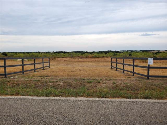 2755 County Road 219 Lot 8, Florence, TX 76527 (#1490355) :: The Perry Henderson Group at Berkshire Hathaway Texas Realty