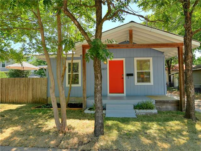 1307 Coleto St, Austin, TX 78702 (#1490734) :: All City Real Estate