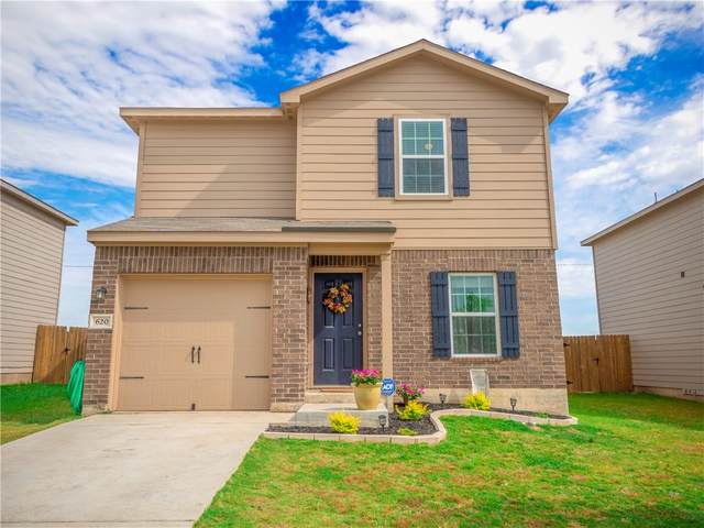 620 Cleary Ln, Jarrell, TX 76537 (#1492099) :: Service First Real Estate