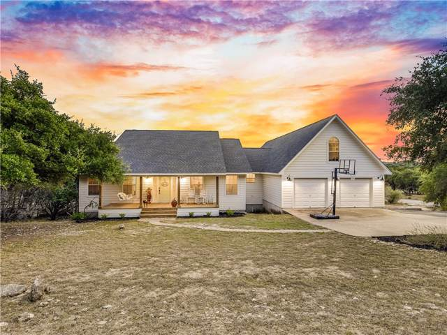 117 Hill Country Trl, Wimberley, TX 78676 (#1492335) :: R3 Marketing Group