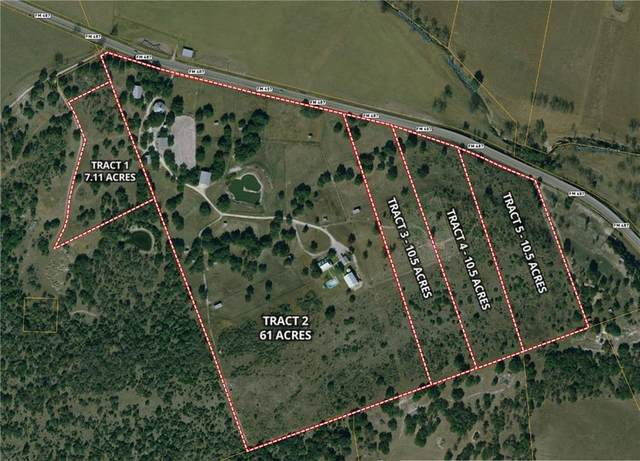0000 Fm 487 (Lot 5), Florence, TX 76527 (#1492393) :: The Summers Group