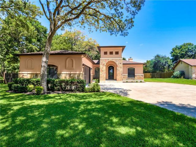 2107 Live Oak Cir, Round Rock, TX 78681 (#1493383) :: The Perry Henderson Group at Berkshire Hathaway Texas Realty