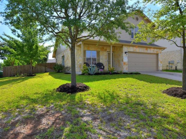 1401 Summercrest Blvd, Georgetown, TX 78626 (#1493685) :: RE/MAX Capital City