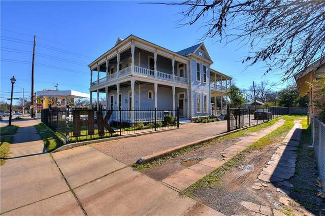 1807 E Cesar Chavez St, Austin, TX 78702 (#1494099) :: Zina & Co. Real Estate