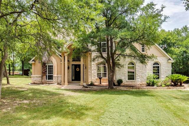206 Sabine Dr, Cedar Creek, TX 78612 (#1494574) :: Ben Kinney Real Estate Team