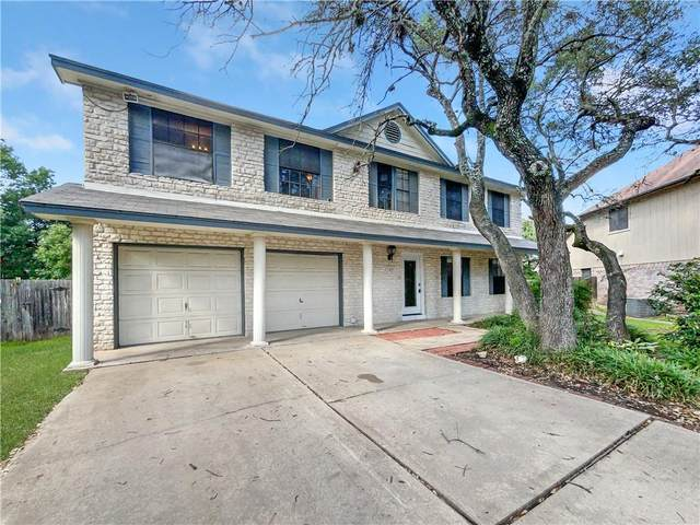 17407 Priest River Cv, Round Rock, TX 78681 (#1499035) :: Ben Kinney Real Estate Team