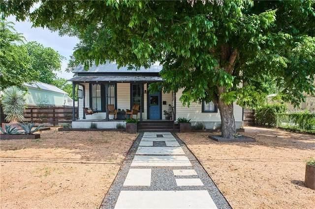 920 W Mill St, New Braunfels, TX 78130 (#1499587) :: Papasan Real Estate Team @ Keller Williams Realty
