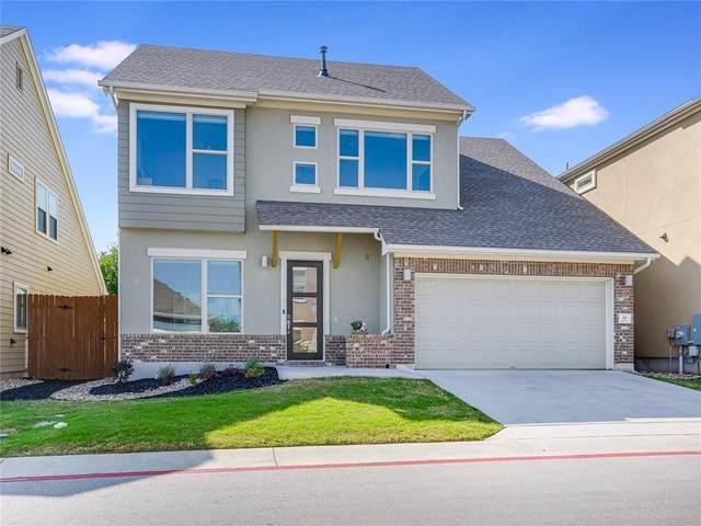 5820 Harper Park Dr #11, Austin, TX 78735 (MLS #1499692) :: Vista Real Estate