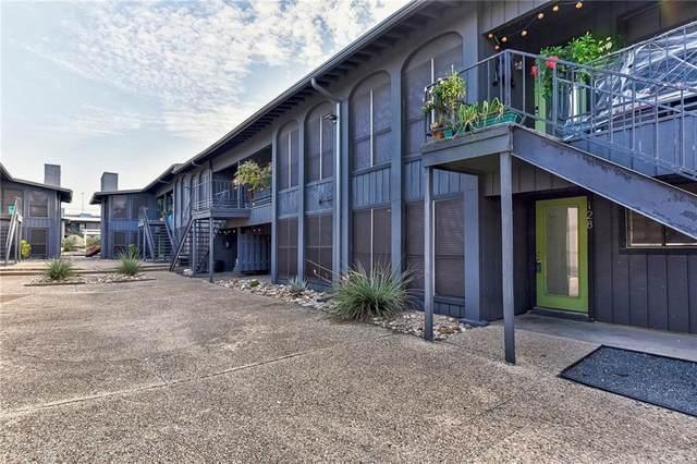 909 Reinli St #128, Austin, TX 78751 (#1499902) :: Ben Kinney Real Estate Team