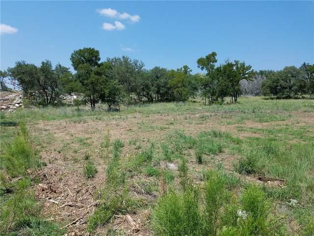 Lot 54 Mustang Ridge Estates, Marble Falls, TX 78654 (#1500555) :: All City Real Estate