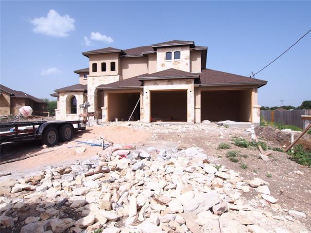 102 Spring Meadow Cv, Georgetown, TX 78633 (#1500560) :: Austin Portfolio Real Estate - The Bucher Group