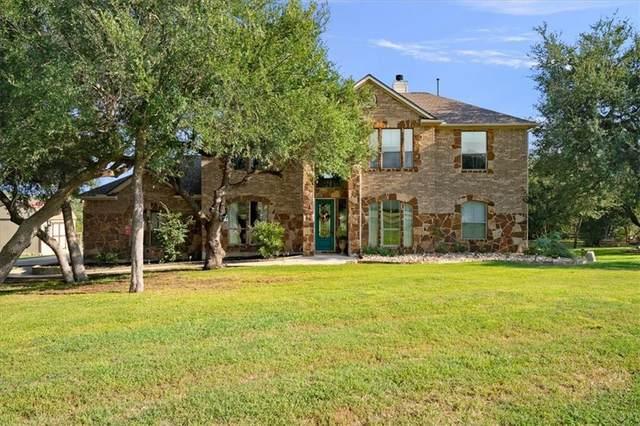 117 Waterford Ln, Georgetown, TX 78628 (#1501366) :: Papasan Real Estate Team @ Keller Williams Realty