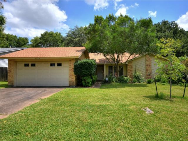 4106 Everest Ln, Austin, TX 78727 (#1501593) :: Papasan Real Estate Team @ Keller Williams Realty