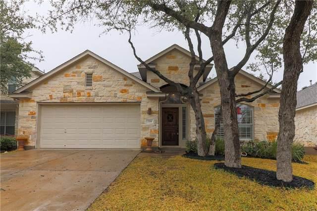 2719 Checker Dr, Cedar Park, TX 78613 (#1501645) :: Lauren McCoy with David Brodsky Properties