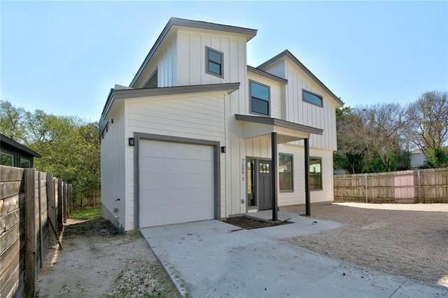 7309 Providence Ave #2, Austin, TX 78752 (#1502156) :: Papasan Real Estate Team @ Keller Williams Realty