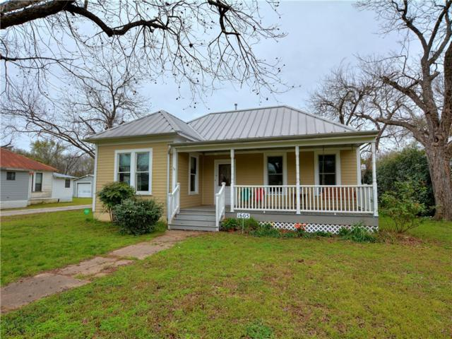 1605 Wilson St, Bastrop, TX 78602 (#1502413) :: Papasan Real Estate Team @ Keller Williams Realty