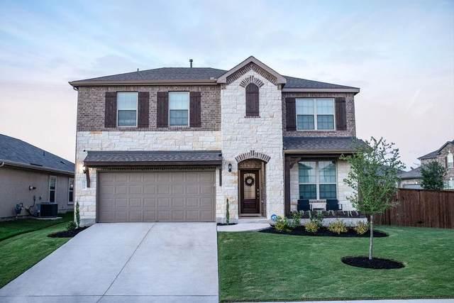 6106 Genova Pl, Round Rock, TX 78665 (#1502658) :: Papasan Real Estate Team @ Keller Williams Realty