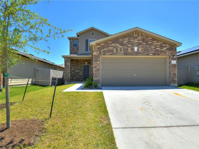 13708 Benjamin Harrison St, Manor, TX 78653 (#1502685) :: Papasan Real Estate Team @ Keller Williams Realty