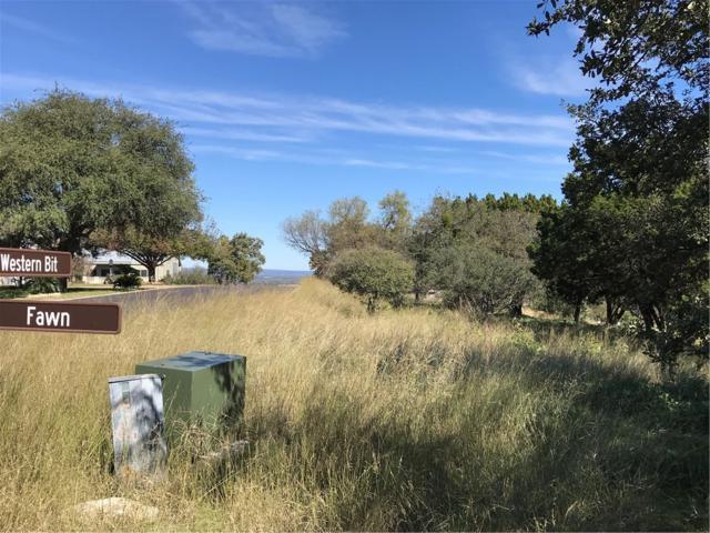 Lot 24108 Western Bit/Fawn, Horseshoe Bay, TX 78657 (#1502712) :: RE/MAX Capital City