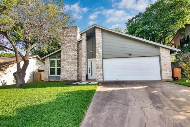 9821 Teasdale Ter, Austin, TX 78753 (#1503891) :: Papasan Real Estate Team @ Keller Williams Realty