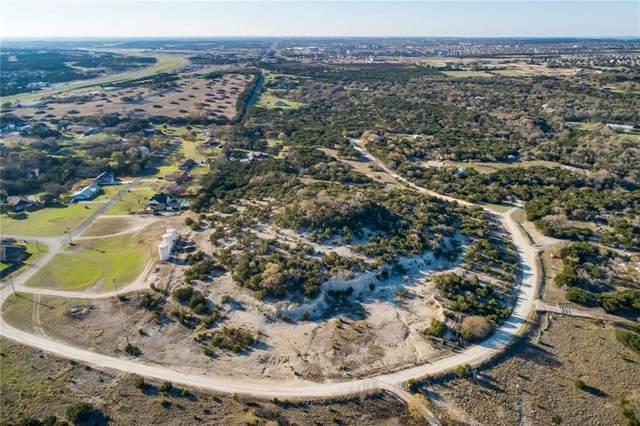00 Signal Hill Rd, Leander, TX 78641 (#1504221) :: Ben Kinney Real Estate Team