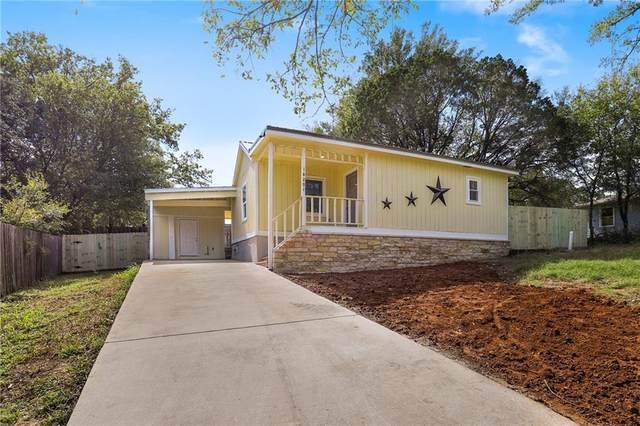 18201 Terrace Dr, Jonestown, TX 78645 (#1505076) :: First Texas Brokerage Company
