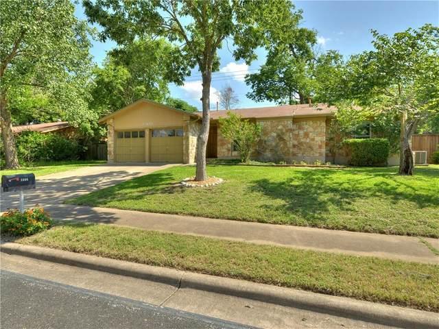 2308 Stone River Dr, Austin, TX 78745 (#1505214) :: Watters International