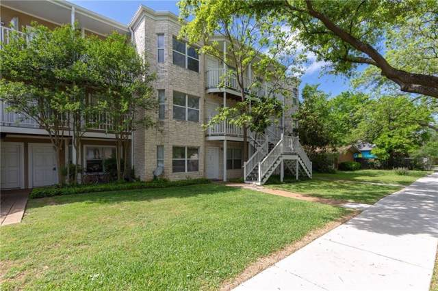 3400 Speedway #207, Austin, TX 78705 (#1505220) :: The Perry Henderson Group at Berkshire Hathaway Texas Realty