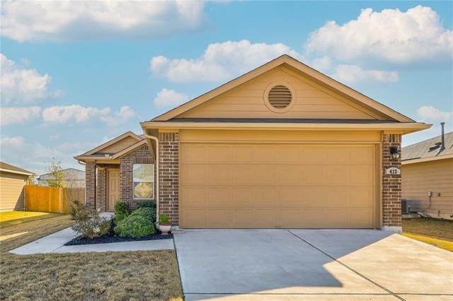 433 Moulins Ln, Georgetown, TX 78626 (#1505355) :: 12 Points Group
