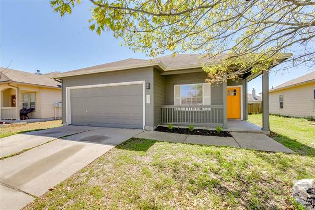 11503 Hereford St, Manor, TX 78653 (#1508480) :: Papasan Real Estate Team @ Keller Williams Realty