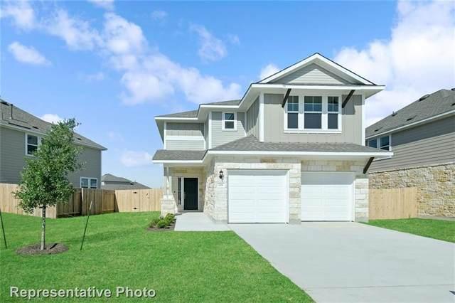 109 Stone Creek Dr, Georgetown, TX 78628 (#1513460) :: Papasan Real Estate Team @ Keller Williams Realty
