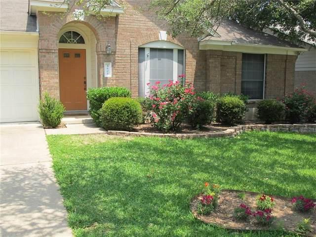 4608 Moose Dr, Austin, TX 78749 (#1513991) :: Papasan Real Estate Team @ Keller Williams Realty