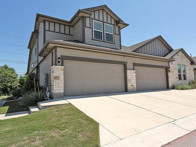 13700 Sage Grouse Dr #301, Austin, TX 78729 (#1514361) :: The Heyl Group at Keller Williams