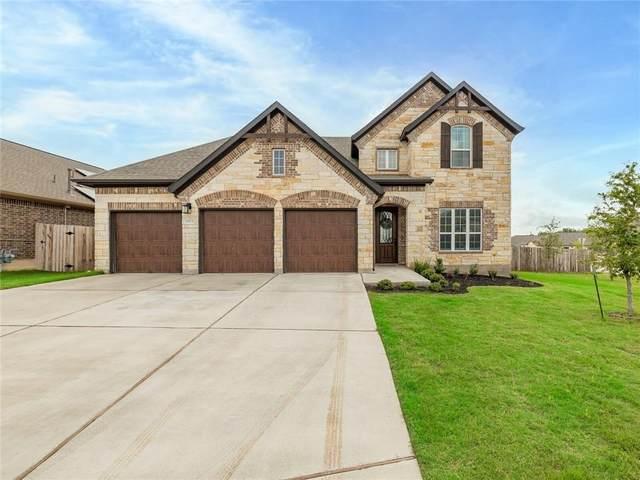 6573 Cetone Trce, Round Rock, TX 78665 (#1514624) :: Papasan Real Estate Team @ Keller Williams Realty