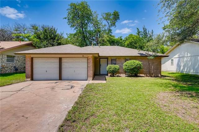 1700 Pine Knoll Dr, Austin, TX 78758 (#1515030) :: Sunburst Realty