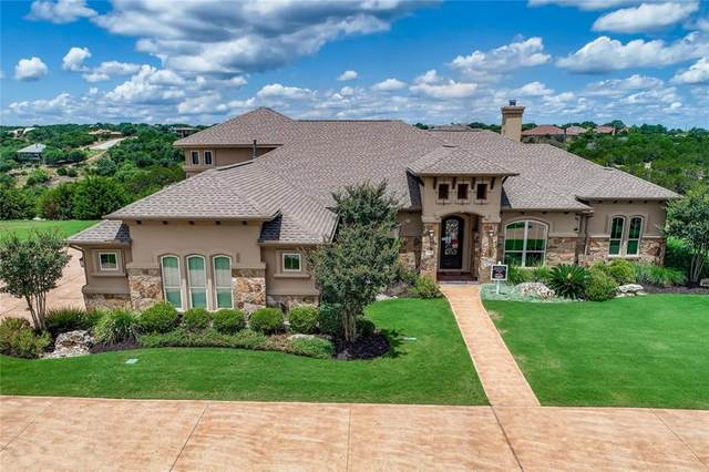 3001 Crystal Falls Pkwy, Leander, TX 78641 (#1515905) :: The Heyl Group at Keller Williams