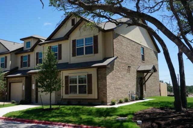 1701 S Bell Blvd #604, Cedar Park, TX 78613 (#1517826) :: Austin International Group LLC