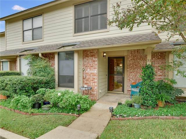 3801 Menchaca Rd #33, Austin, TX 78704 (#1518260) :: Lauren McCoy with David Brodsky Properties