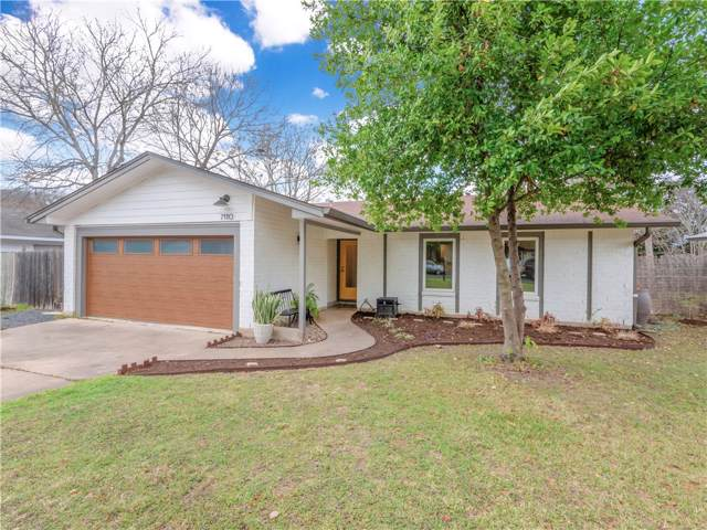 7110 Whispering Oaks Dr, Austin, TX 78745 (#1518442) :: Realty Executives - Town & Country