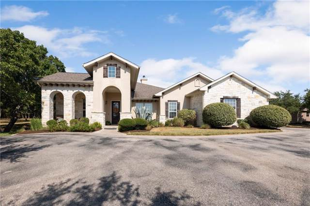 10201 Points West Rdg, Dripping Springs, TX 78620 (#1518550) :: Ben Kinney Real Estate Team