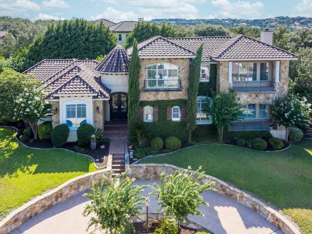 511 Golden Bear Dr, Lakeway, TX 78738 (#1518571) :: Zina & Co. Real Estate