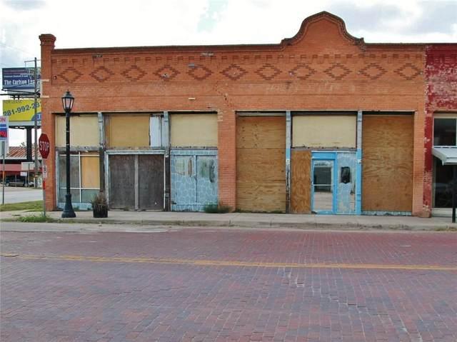 239 E Clark St, Bartlett, TX 76511 (#1518715) :: Sunburst Realty