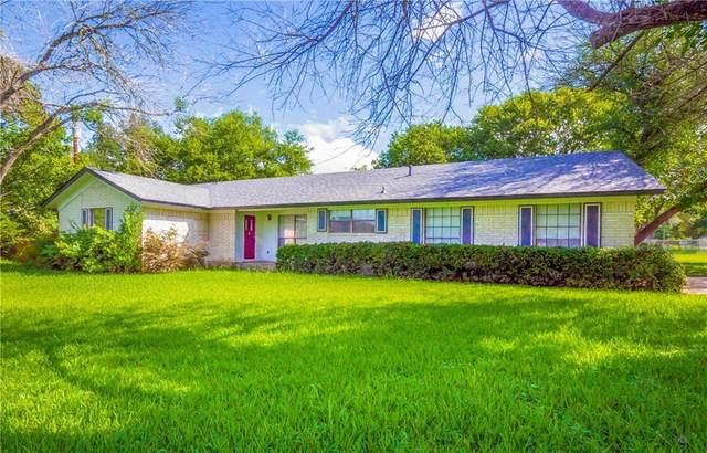 100 Pecan Dr, Elgin, TX 78621 (#1518750) :: Papasan Real Estate Team @ Keller Williams Realty
