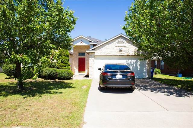 702 Camino Real Dr, Leander, TX 78641 (#1518998) :: ONE ELITE REALTY