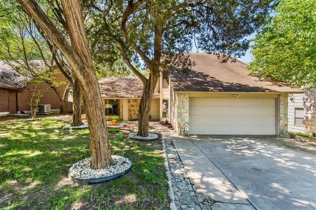 509 Teaberry Cir, Austin, TX 78745 (#1520269) :: First Texas Brokerage Company